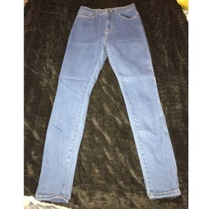 Women's BDG high waisted skinny jeans